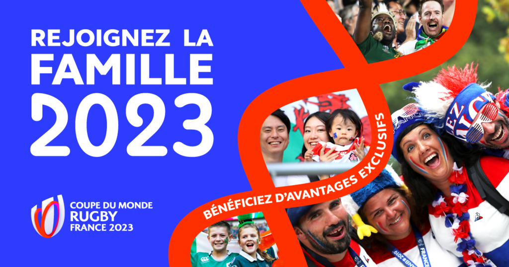 Coupe du Monde RUGBY FRANCE 2023