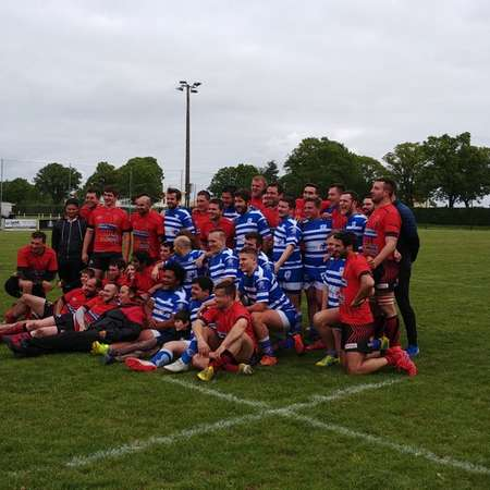 Match Barage championnat de France Honneur